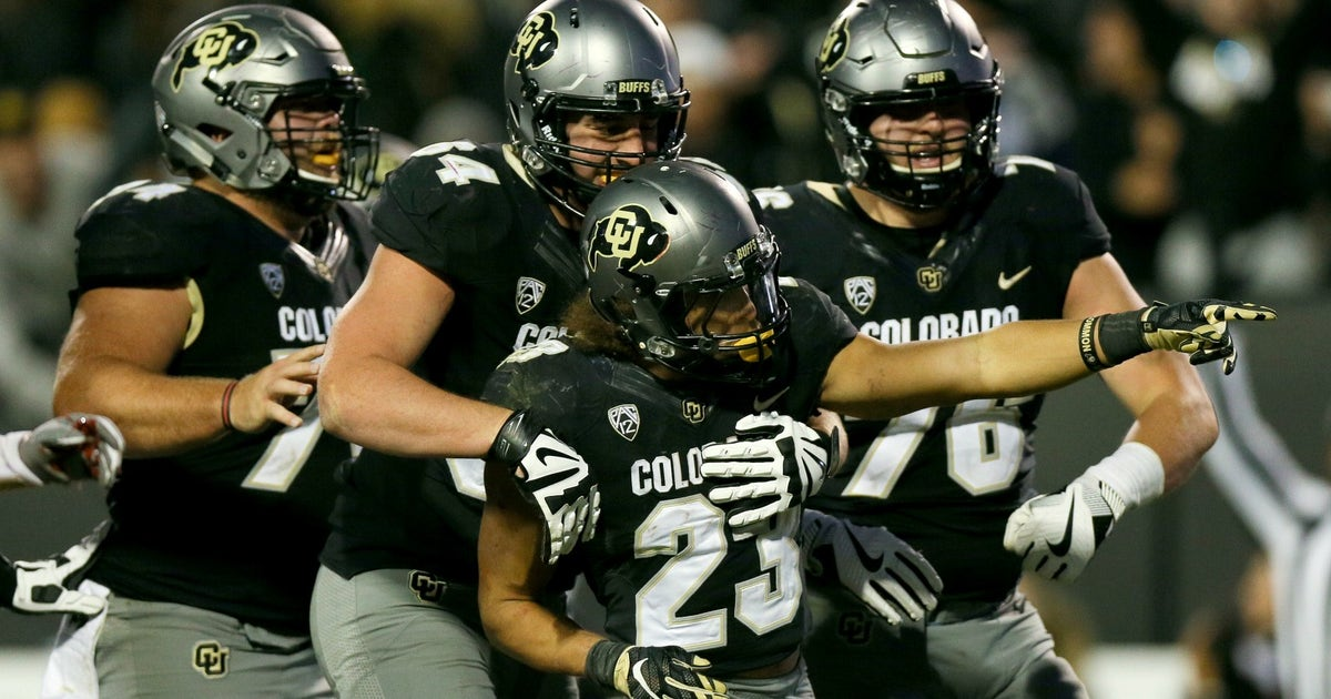 Colorado Is The College Football Playoff Contender No One