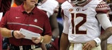 No. 15 FSU looking for 4th straight win over No. 13 Florida