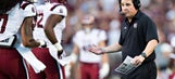 South Carolina coach Will Muschamp: 'Thanksgiving is a meal. It's not a day'