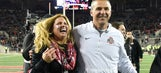 Urban Meyer's wife posts awesome throwback photo prior to OSU-Michigan
