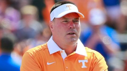 Butch Jones, Tennessee | $4,110,000