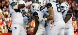 No. 19 West Virginia rolls past Iowa State 49-19