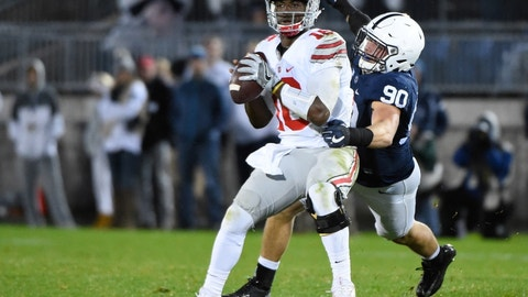 The Tigers' defensive strength goes against the Buckeyes' offensive weakness