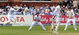 Pakistan progresses to 76-2 in 1st test against England