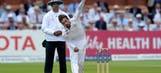 Shah's 5-wicket haul leaves England at 253-7