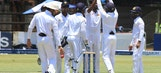 Sri Lanka forces victory in 1st test after Zimbabwe fight