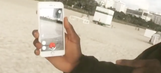 Iman Shumpert joins Kyrie Irving on the beach in Miami at 7 a.m. and plays Pokemon Go
