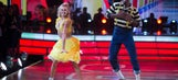 Watch: Calvin Johnson met the real Urkel after his DWTS Urkel impression