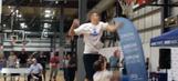 Kristaps Porzingis viciously swats, dunks on crying Knicks fan from draft night
