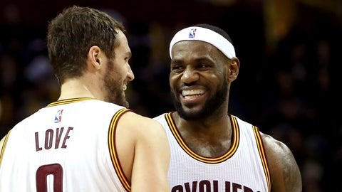 Cleveland Cavaliers: Kevin Love's 34-point quarter
