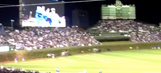 Watch: Fans at Wrigley sing 'Go Cubs Go' after Game 5 win