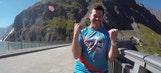 WATCH: Dude makes epic world record 593-foot basketball shot