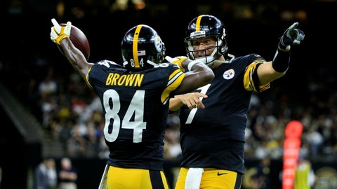 The Steelers will leave Washington with a win