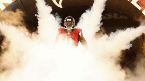 Sunday: Chiefs at Falcons