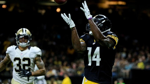 Pittsburgh Steelers: Sammie Coates