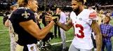 Fantasy Football: 5 Must Start New York Giants, New Orleans Saints Players