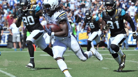 San Diego Chargers at Indianapolis Colts, 4:25 p.m. CBS (715)
