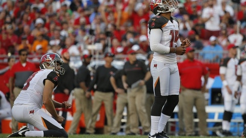 Sunday: Broncos at Buccaneers