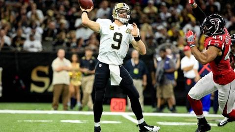 New Orleans Saints: C