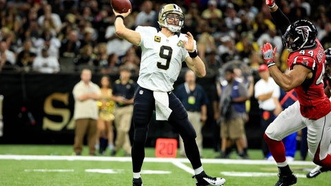 New Orleans Saints: C