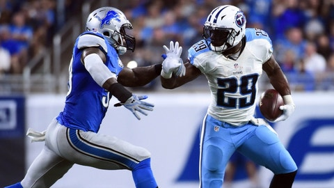 DeMarco Murray - Tennessee Titans