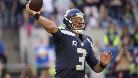 2. Seattle Seahawks (10-5-1)