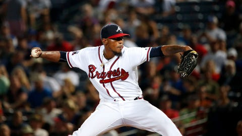 MUST-ADD: Julio Teheran, ATL (@ NYM, @ MIA)