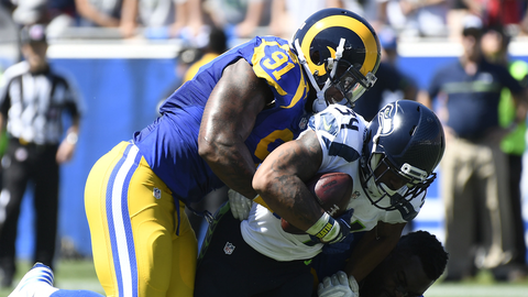 The Seahawks' anemic offense