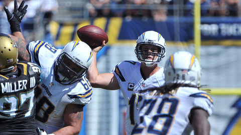 Philip Rivers keeps on trucking