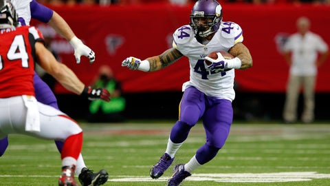 Don't forget about Matt Asiata