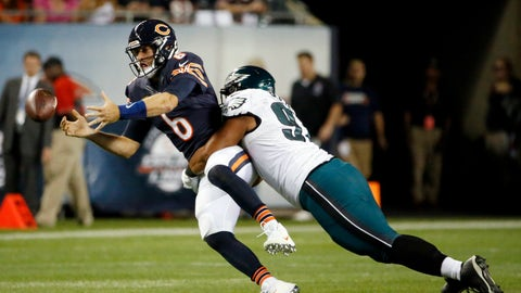 Thumbs down for Jay Cutler