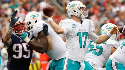 START: Ryan Tannehill, Dolphins