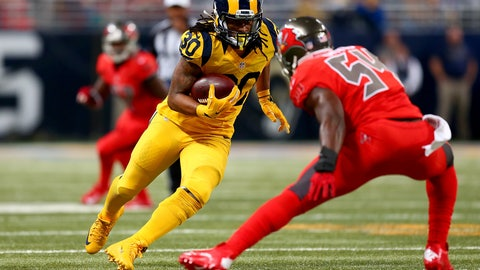 START: Todd Gurley, Rams