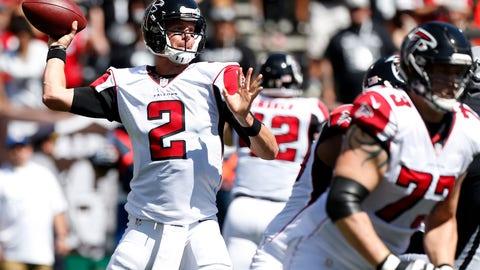 START: Matt Ryan, Falcons