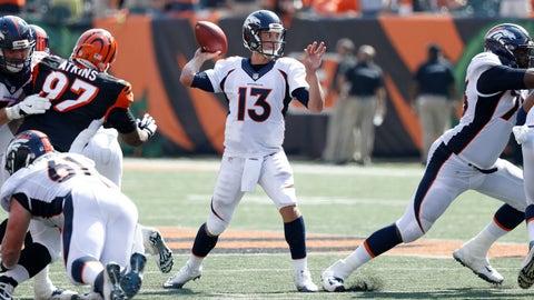 Denver Broncos (last week: 3)