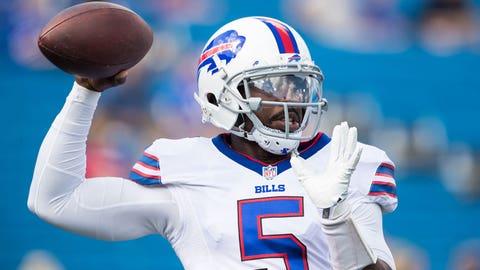 Tyrod Taylor, 27, Buffalo Bills