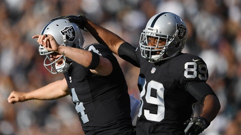 Oakland Raiders (last week: 16)