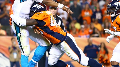 D/ST Denver Broncos ($$3,700)
