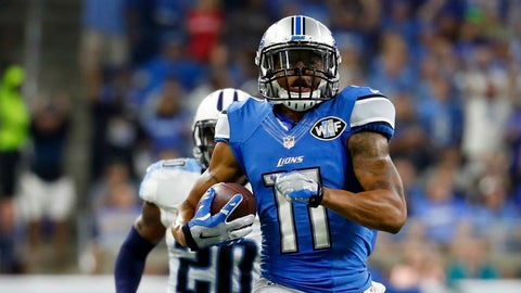 What do we make of Marvin Jones?