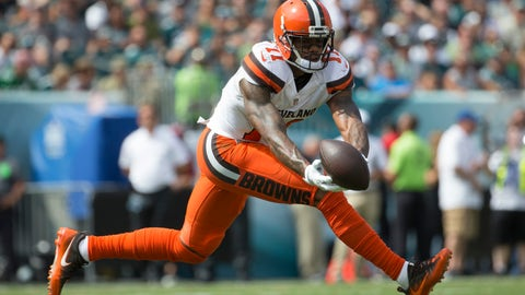Terrelle Pryor to the rescue?