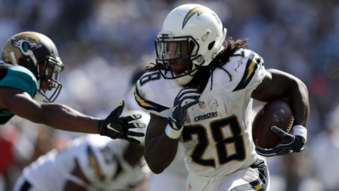 Melvin Gordon's breakout game?