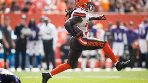 Week 16: Browns win!