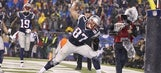 NFL Quick Hits: Gronk's status remains in doubt for Sunday
