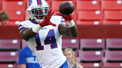 Sammy Watkins, WR, Bills