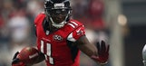 NFL Quick Hits: Turf toe for Julio