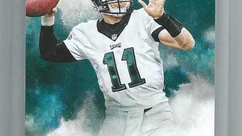 2016 Panini Origins FB #102 Carson Wentz Philadelphia Eagles ON CARD AUTO RC!!!