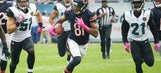 Target Report: Cameron Meredith quickly becoming a key part of Bears' future