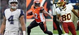 Fantasy football Week 14: Complete player rankings by position