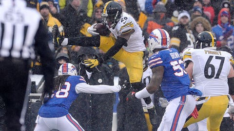Le'Veon Bell has been flat-out ridiculous