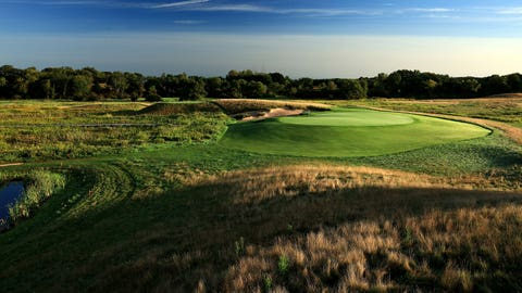 Hole No. 13 (Par 3, 193 yards)